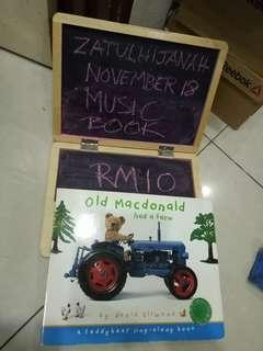 Old mcdonald got music hard pages