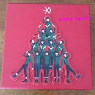 Kpop Albums - EXO - MID (Baekhyun snow globe) & S