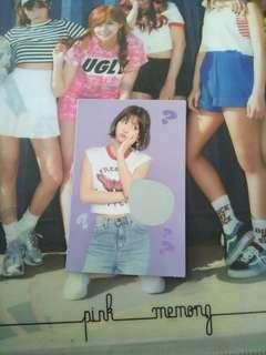 Twice Momo What Is Love Scratch Card/Photocard