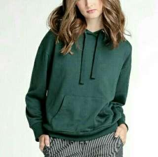 Penshoppe Relaxed Fit Hoodie