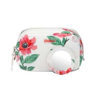 Cath Kidston Make Up Bag With Mirror