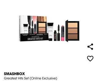 Smashbox Greatest Hits Set
