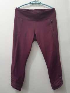 Lululemon size12 yoga or training or running pants