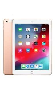 Brand new in box - iPad 128GB Wifi + Cellular (Gold)