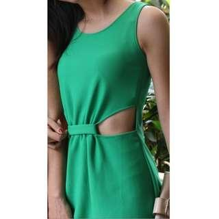 Jellybean Cutout Dress