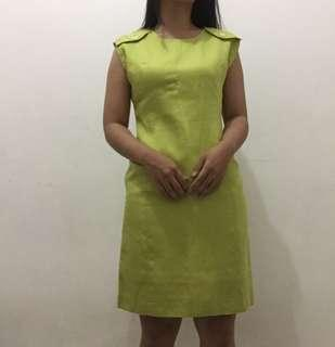 Green Lime Dress