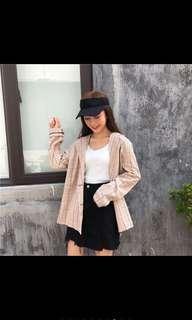 blazer fashion suit