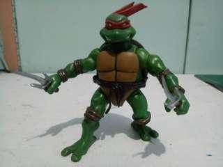 (RARE) Raphael 2002 Playmates Toy