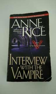 Anne Rice's The Vampire Chronicles: Interview With The Vampire