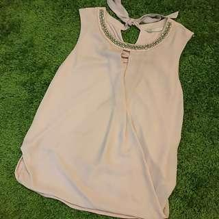 #SBUX50 Preloved M&S sleeveless ladies top for sales