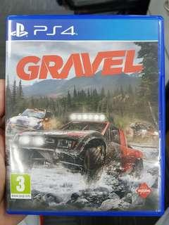Gravel - PS4 2nd Hand Game