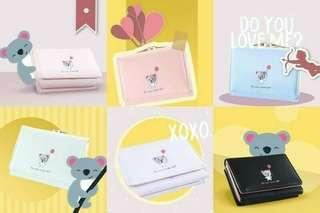 Jims Honey Gemma Koala Wallet