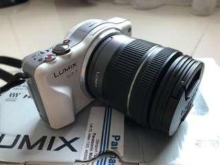 Used Panasonic GF3 Camera for sale