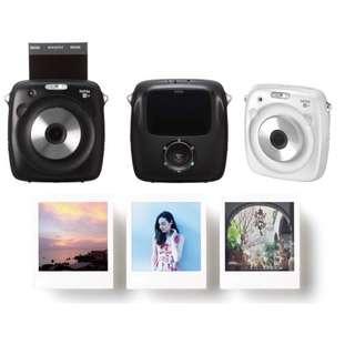 [YEAR END PROMO] Bundle + Instax SQUARE SQ10 Hybrid Instant Camera SQ 10 Fujifilm