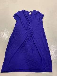 Blue XL skirt
