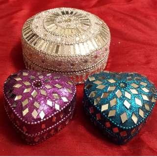 Jewellery Box 3 pcs #SBUX50