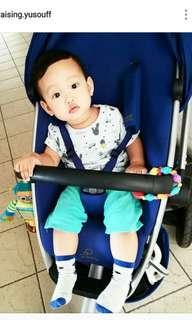 Quinny Buzz Extra Stroller