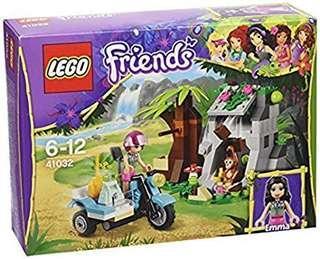 Lego 41032 friends jungle bike