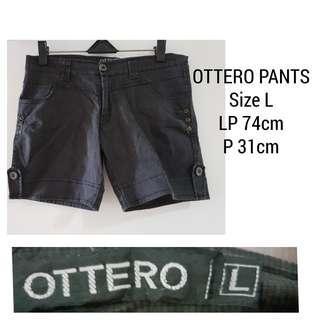 OTTERO SHORT PANTS