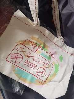 CNBLUE ARENA TOUR 2014 goodies - bag desigb by Jung Yong Hwa