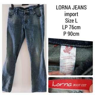 LORNA JEANS