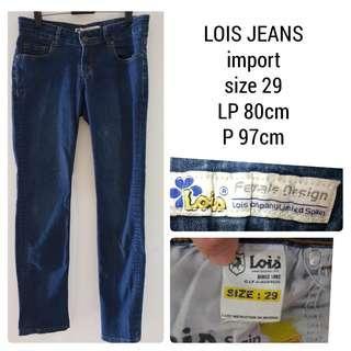 LOIS Jeans cewe