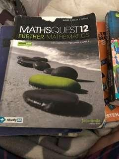 3/4 further maths textbook