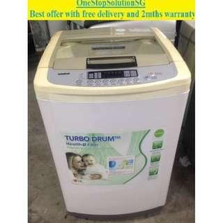 LG (10kg), Washing Machine / Washer ($230 + free delivery and 2mths warranty)