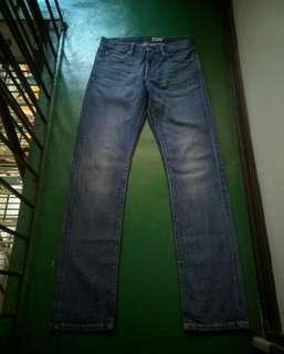 UNIQLO Selvedge Regular Fit Jeans (28)