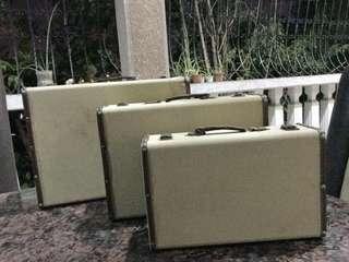 Vintage Suitcase - 3pc-set
