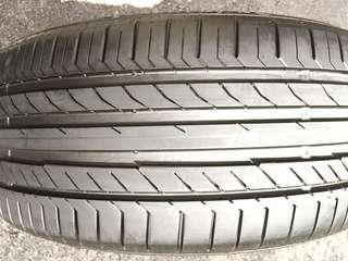 225/45/17 CONTINENTAL CPC5 Tyres On Offer Sale