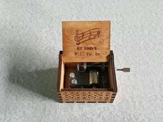Titanic Theme - My Heart Will Go On Music Box