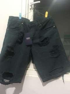 Short jeans pants erigo