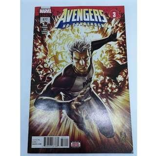 Marvel Legacy Avengers No Surrender #677