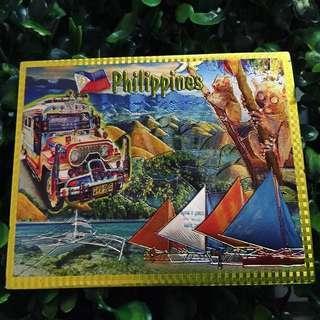 Bohol souvenir ref magnet