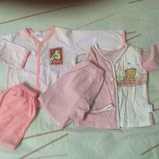 4pc sleepsuit #everything18