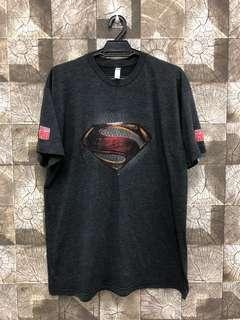 DC Superman 50/50 Tee
