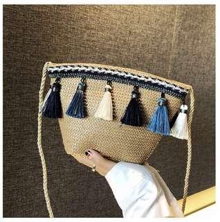 IS🌟Tassel sling bag