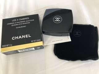 Chanel - Eye Shadow 4 colors
