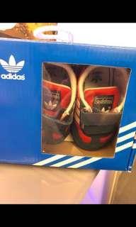 Adidas dragon L2W Crib shoe
