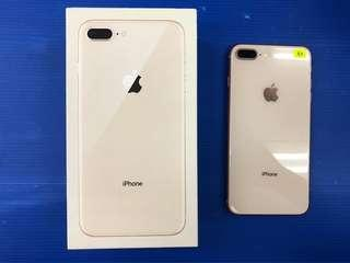 Apple ip8+ 64gb gold