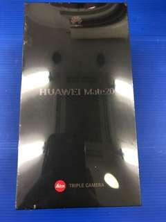 Huawei Mate20 midnight blue (new)