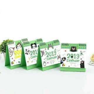 CUTE DESIGN DESK CALENDAR