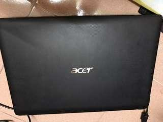 Acer Laptop aspire 7473