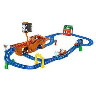 Thomas and Friends Motorized Railway Shipwreck Adventure