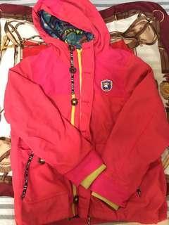 Titicaca coat