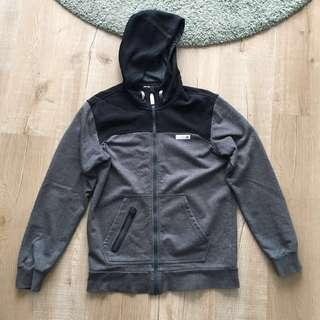 Genuine Adidas sweater climalite cotton outerwear hoodie