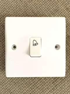 Door Bell Switch (Ding Dong, Electrical)