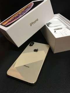 iPhone XS Max 64GB Gold (BRAND NEW)
