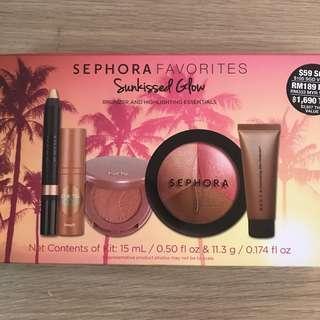 🚚 sephora makeup box